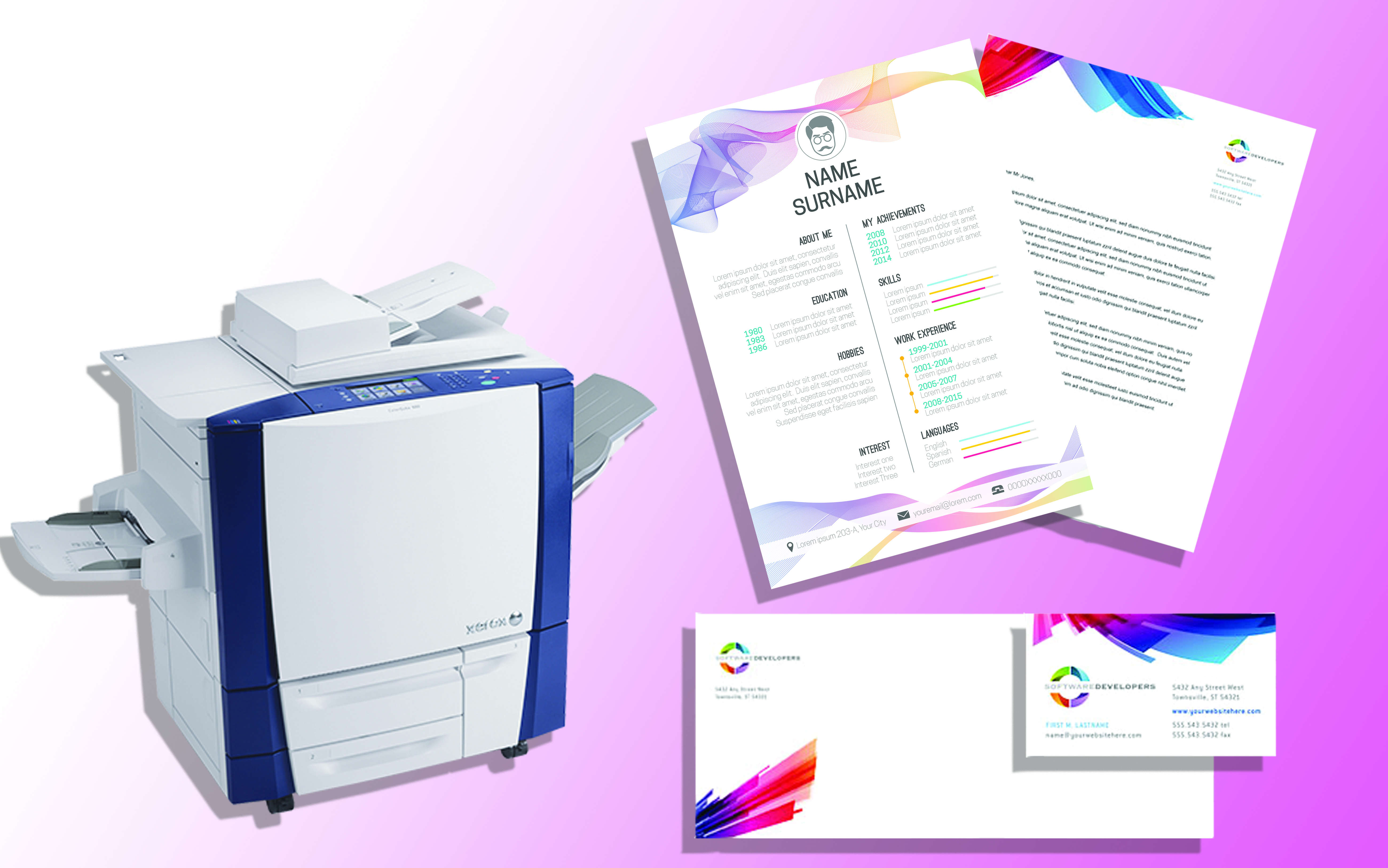 Printing Services   Imagen Real - Printing Services